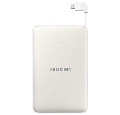 Baterie portabila Samsung, 11300 mAh, White