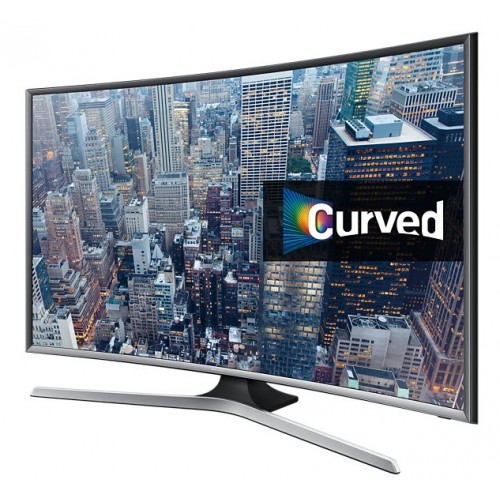 televizor curbat smart tv led full hd 121 cm samsung. Black Bedroom Furniture Sets. Home Design Ideas