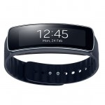 RESIGILAT: Smartwatch Samsung Gear FIT, Black