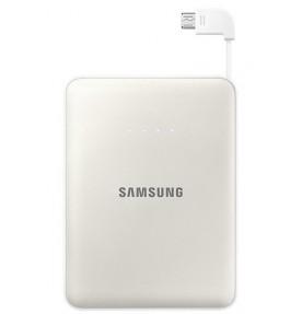 Baterie portabila Samsung, 8400 mAh, White