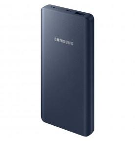 Baterie portabila Samsung, 10000 mAh, Micro USB, Navy