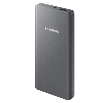 Baterie portabila Samsung, 10000 mAh, Type C, Silver