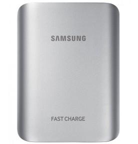 Baterie portabila Samsung, 10200 mAh (Fast Charging), Silver