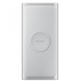 Baterie portabila Wireless Samsung, 10000 mAh, Type-C, Fast Charge, Silver