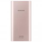 Baterie portabila Samsung, 10000 mAh, Micro USB, Dual, Fast Charge, Pink