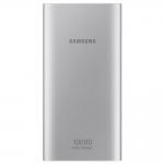 Baterie portabila Samsung, 10000 mAh, Type-C, Dual, Fast Charge, Silver