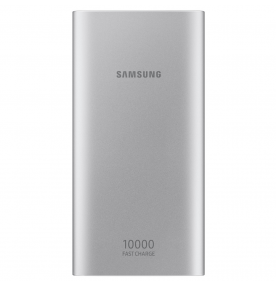 Baterie portabila Samsung, 10000 mAh, Type-C, Dual, Fast Charge, Silver
