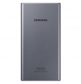 Baterie portabila Samsung EB-P3300, 10000 mAh, 25W, Type-C,Super Fast Charge, Gray