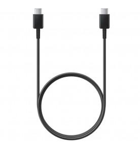 Cablu de date Type-C to Type C, EP-DA705, Black