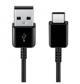 Pachet 2 x Cablu de date USB Type-C, EP-DG930, Black