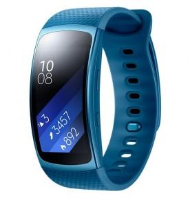 Smartwatch Samsung Gear Fit2, Blue