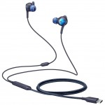Casti audio Samsung AKG Type-C EO-IC500, Stereo, Black