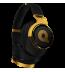 Casti audio AKG N90Q, Gold
