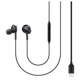 Casti audio Samsung AKG EO-IC100, Stereo, Black