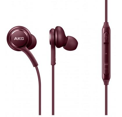 Casti audio Samsung AKG EO-IG955, Stereo, Burgundy