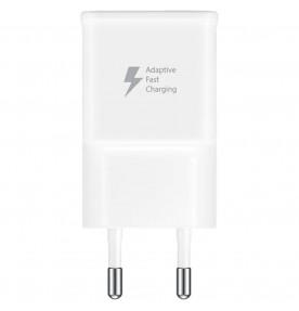Incarcator retea (fara cablu), 15W, Fast Charger, White