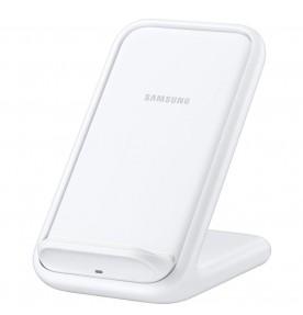 Stand incarcare rapida wireless (cu incarcator retea) 15W, White