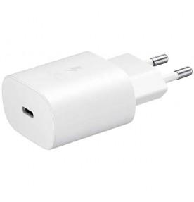 Incarcator retea (fara cablu), Super Fast Charging, 25W, White
