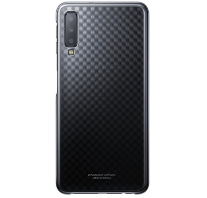 Husa Gradation Cover Samsung Galaxy A7 (2018), Black