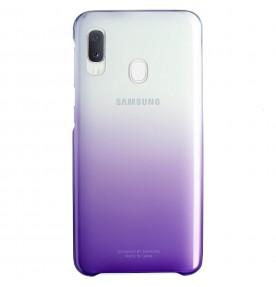 Husa Gradation Cover Samsung Galaxy A20e, Violet