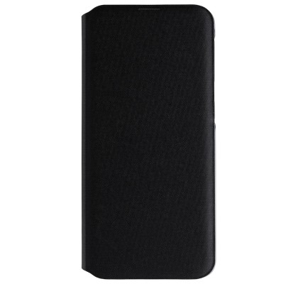 Husa Flip Wallet Samsung Galaxy A20e, Black