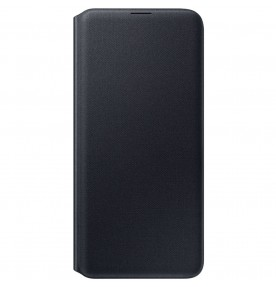Husa Flip Wallet Samsung Galaxy A30s (2019), Black
