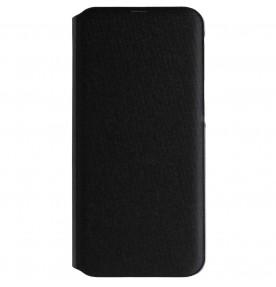 Husa Flip Wallet Samsung Galaxy A40, Black