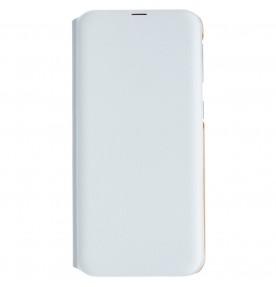 Husa Flip Wallet Samsung Galaxy A40, White