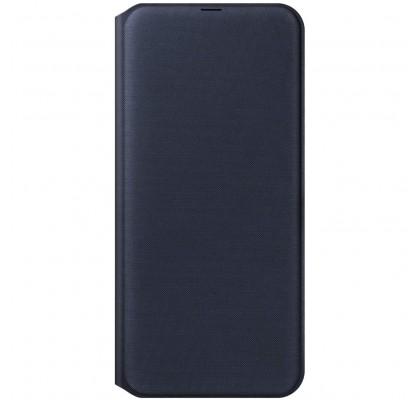 Husa Flip Wallet Samsung Galaxy A50 (2019), Black