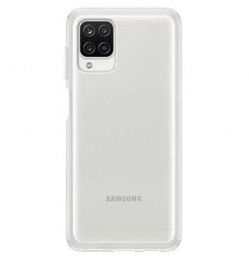 Husa Soft Clear Cover Samsung Galaxy A12, Transparent