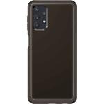Husa Soft Clear Cover Samsung Galaxy A32, Black