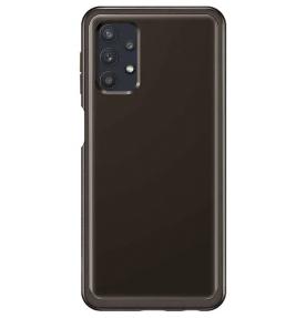 Husa Soft Clear Cover Samsung Galaxy A32 5G, Black