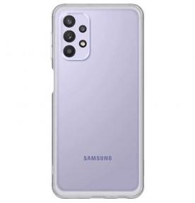 Husa Soft Clear Cover Samsung Galaxy A32 5G, Transparent
