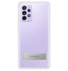 Husa Clear Standing Cover Samsung Galaxy A72, Transparent