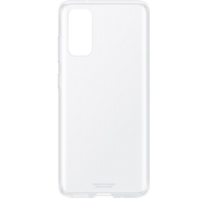 Husa Protective Cover Clear Samsung Galaxy S20, Transparent