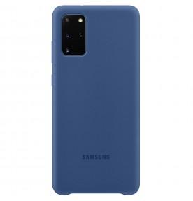 Husa Silicone Cover pentru Samsung Galaxy S20+, Navy
