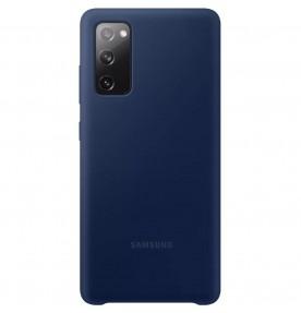 Husa Silicone Cover pentru Samsung Galaxy S20 FE, Navy