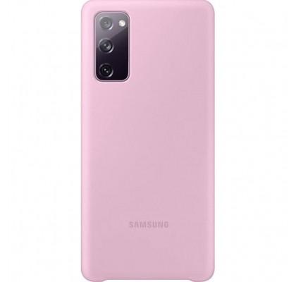 Husa Silicone Cover pentru Samsung Galaxy S20 FE, Violet