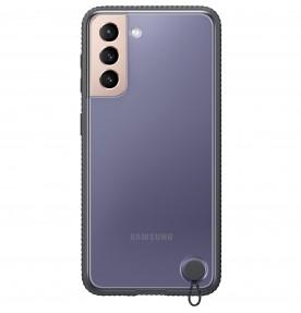 Husa Protective Cover pentru Samsung Galaxy S21, Black