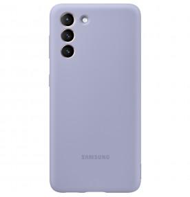 Husa Silicone Cover pentru Samsung Galaxy S211, Violet
