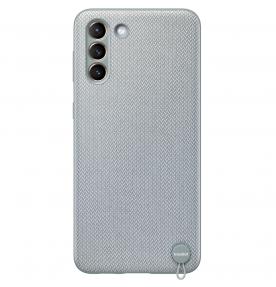 Husa Kvadrat pentru Samsung Galaxy S21 Plus, Mint Gray