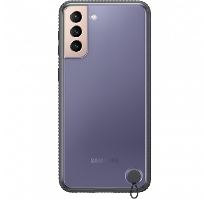 Husa Protective Cover pentru Samsung Galaxy S21+, Black