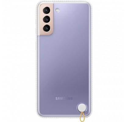Husa Protective Cover pentru Samsung Galaxy S21+, White