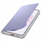 Husa LED View Cover pentru Samsung Galaxy S21 Plus, Violet