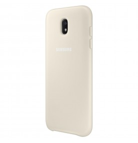 Husa Dual Layer Cover Samsung Galaxy J5 (2017), Gold