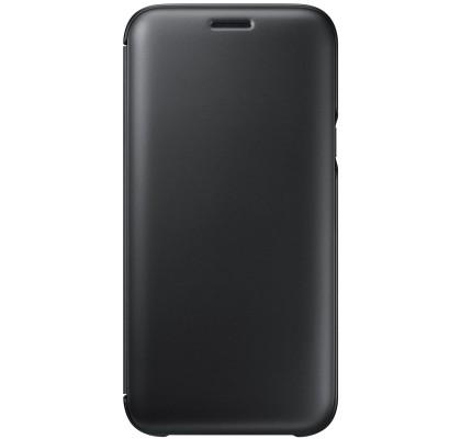 Husa Flip Wallet Samsung Galaxy J5 (2017), Black