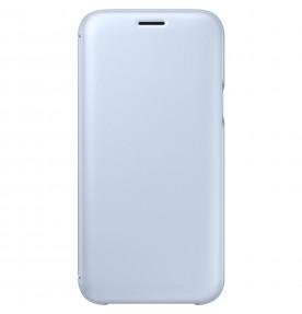 Husa Flip Wallet Samsung Galaxy J5 (2017), Blue