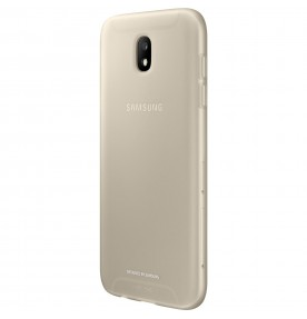 Husa Jelly Cover Samsung Galaxy J5 (2017), Gold