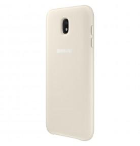 Husa Dual Layer Cover Samsung Galaxy J7 (2017), gold