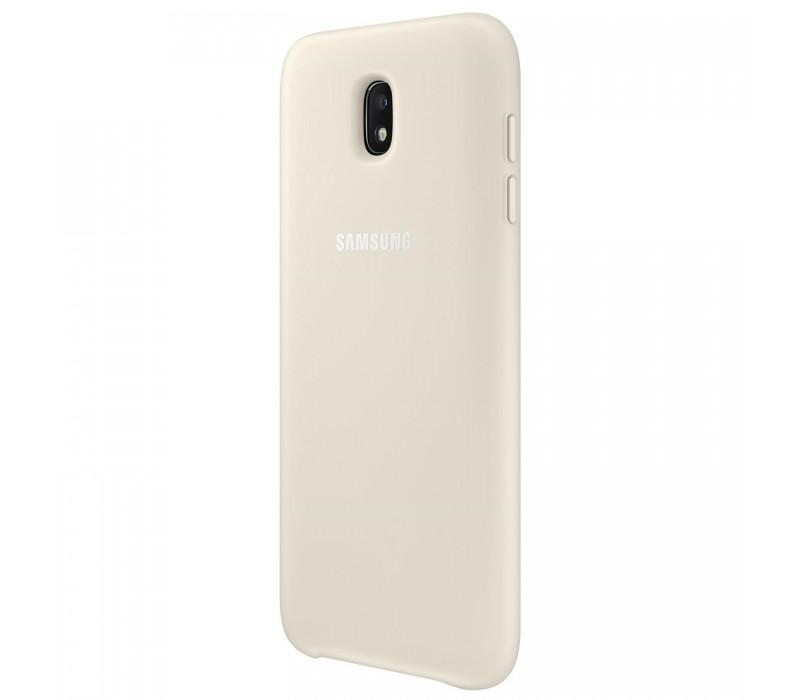 6f2f055c52f Husa Dual Layer Cover Samsung Galaxy J7 (2017), gold
